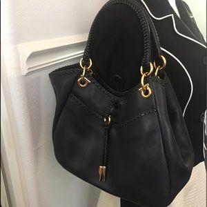 Salvatore Ferragamo Black Leather handbag